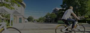 The Waste Transformer Amsterdam fietsen